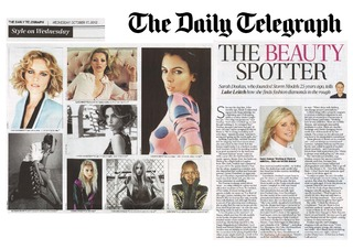 Daily Telegraph - Centrefold