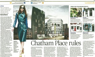 chatham-works---Evening-standard